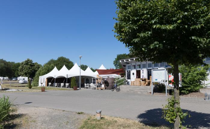 Events an der Marina Coswig